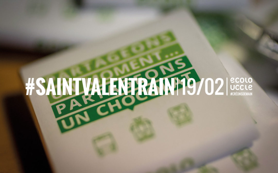 Rejoignez-nous pour la Saint-Valentrain !