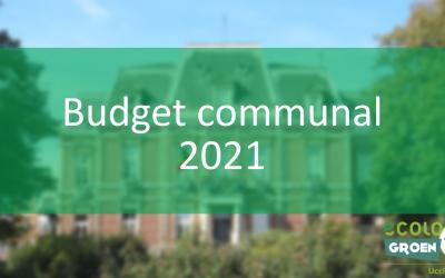 Budget communal 2021 : à quoi devons-nous nous attendre ?