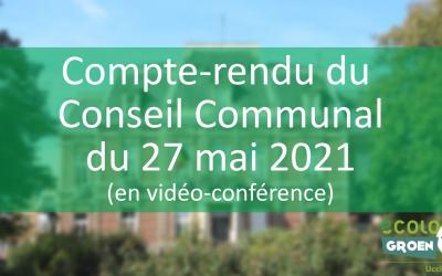 Conseil Communal du 27/05/21 : Val Fleuri, Zone 20, Eglantier à philosophie active
